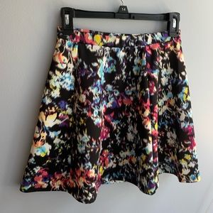Brightly Colored Skirt
